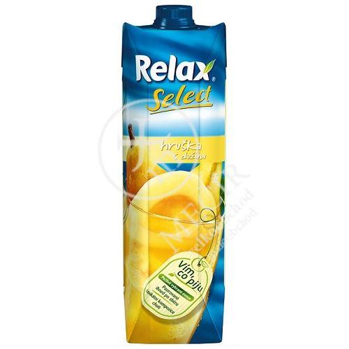 relax hruška
