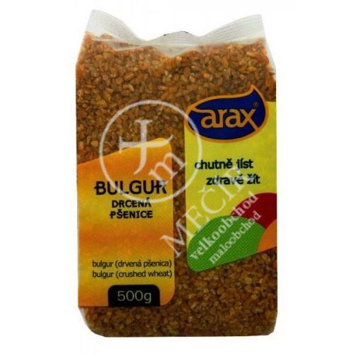 drcená pšenice