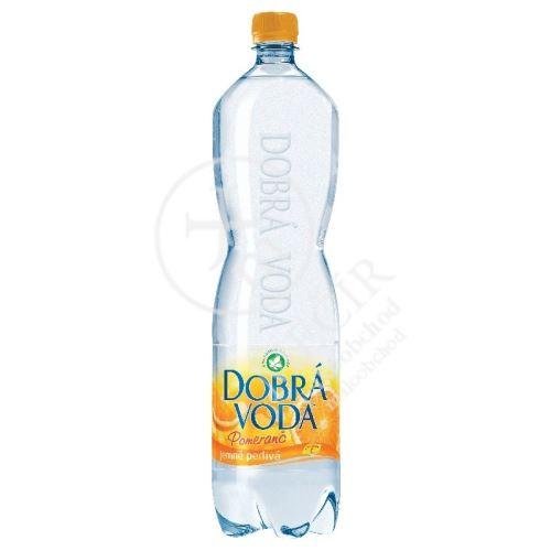 dobrá voda pomeranč