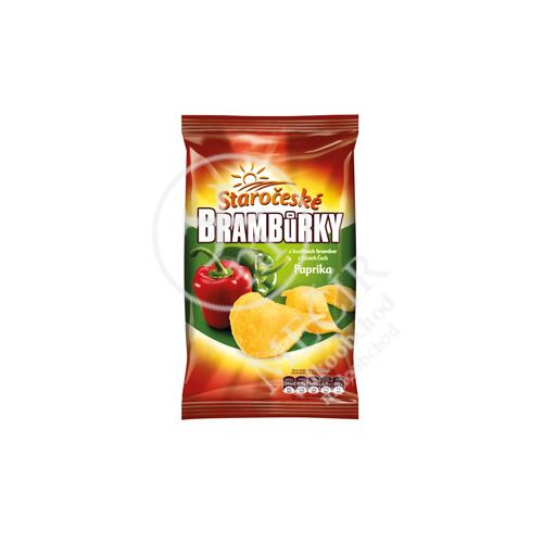 paprikové
